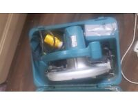 Makitta 110 volt power tools for sale.