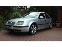 2003 VW Bora 1.9 TDI not golf/passat/leon/ibiza/toledo/a3