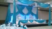 banquet halls decor,chair covers $1 each &up