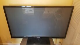 Samsung PS51E490 51 inch HD Ready Freeview HD plasma 3D TV