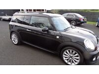 2011 Mini Cooper Clubman with only 35000 genuine miles, perfect condition inside and out