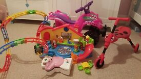 Indoor and outdoor toys