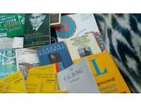 German langauge books