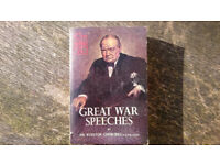 Winston Churchill books x 2