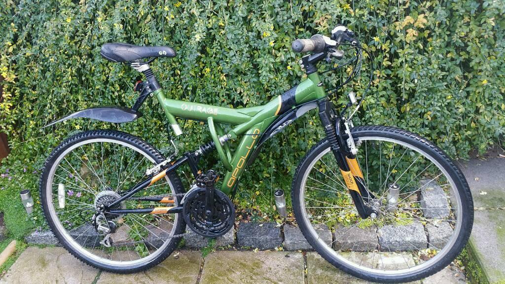 """Apollo bike, 26"""""""