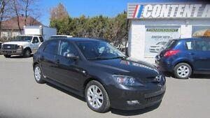 2007 Mazda Mazda3 GS automatique 5 en inventaire financement mai