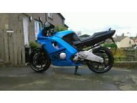 Honda CBR F2 600cc