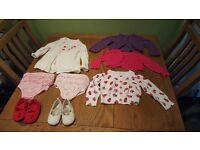 Age 6-12 months clothes girls bundle