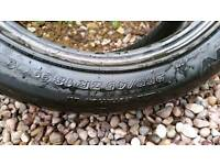 Michelin pilot Tyres 255/45/zr18