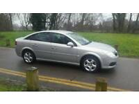 VAUXHALL VECTRA EXCLUSIV 2007 75K 2 OWNERS FROM NEW TEL 07377926604