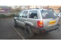 Jeep 2.7 grand cherokee swap or sale