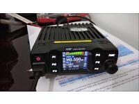 crt micron dual band radio 2mtr 70cm