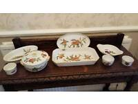 Royal worchester oven ware