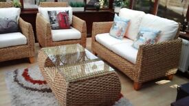 Marks and Spencer Conservatory suite.Very good condition.