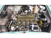 Classic Austin Rover Mini / Midget Full Reconditioned Engines 1275, 1293, 1310, 1380