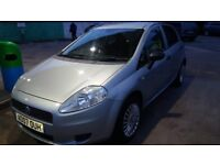Fiat Grande Punto 1.2 Active, 07, 5 door,full mot,immac.cond.lady owned,hpi clear.