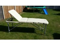 massage table beauty bed tattoo bed mobile beauty therapist bed in bag