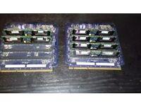 Apple Mac Pro RAM, Riser, PSU and CPU x 2