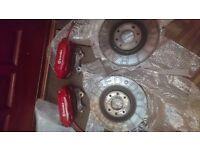 Brembo Big Front Brake Kit Citroen C2