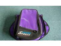 Oxford expanding motorcycle magnetic tank bag