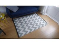 M&S Home 100% Wool Rug - Marks & Spencer 120x170cm