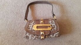 Guess Small Bag - Beige - Brand New