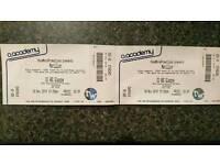 2 Tickets Marillion Gig Glasgow O2 ABC