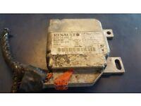 Renault Clio MEGANE Airbag/SRS Module Bosch Unit 8200136038. 0285001415 AB8X