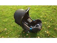BRITAX Baby Safe Black Thunder Car Seat