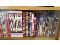 Various Assorted DVD Films