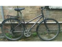 Second hand female bicycle