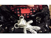 Designer baby changing / pram bag in excellent condition