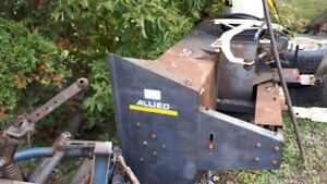 Allied 7 ft Snowblower For Tractor $1700