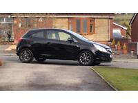 Vauxhall corsa Active Plus Low Mileage