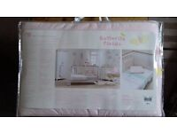 Baby Girls' Cot/Cotbed Bedding Set (BRAND NEW)