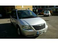 04 CHRYSLER VOYAGER FULL SPEC low mileage drives excellent