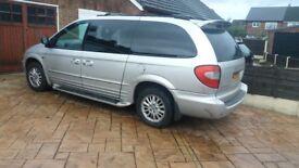 Chrysler Grand Voyager CRD Limited