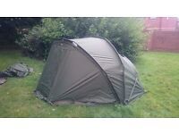 Trakker 2 man fishing bivvy