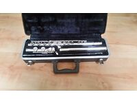 Bundy Selmer #557097 Flute For Beginner's Student in Carrying Case - USA