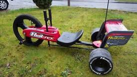 360 Retro Booster Trike