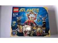 LEGO ATLANTIS 8078 PORTAL OF ATLANTIS BRAND NEW FACTORY SEALED BOX
