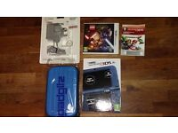 Brand new Nintendo New 3DS XL Blue Console bundle