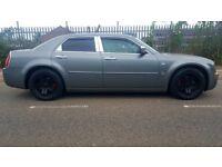 Chrysler 300c 3.0d v6 Hpi Clear New 1 Year MOT