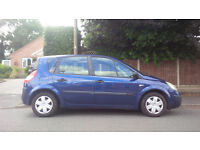 RENAULT SCENIC 1.4 PETROL. 66000 MILES. FULL SERVICE HISTORY