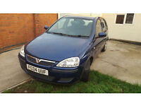 2004 Vauxhall Corsa Energy 1.3 CDTI low milleage