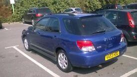 Subaru Impreza GX Sport 2.0