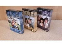 Boxsets of Dallas - complete seasons 1 - 11!