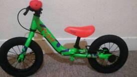 "Balance Bike - 12"" Wheel Carrera Coast"