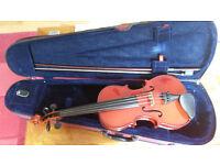 Stentor Student II 7/8 size violin