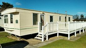 BUY NOW PAY FEBRUARY CHEAP & LUXURIOUS STATIC CARAVAN CLACTON-ON-SEA ESSEX